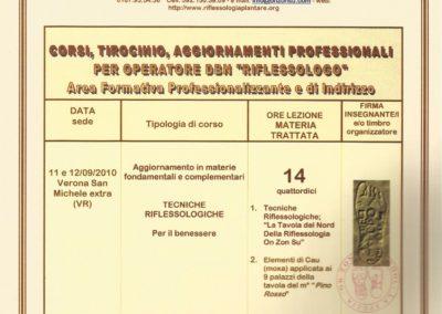 SCUOLA PROFESSIONALE PLANTARE SOMATICA 12_09_2010